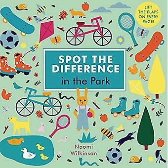 Spot the Difference: In the Park (Spot the Difference) [Board book]