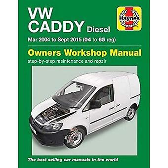 VW Caddy Diesel (Mar '04-Sept '15) 04 to 65