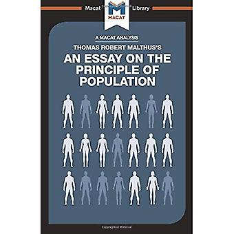 An Essay on the Principle of Population (The Macat Library)