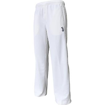 Kookaburra 2019 Pro Players Kids Cricket Whites Trouser Pant