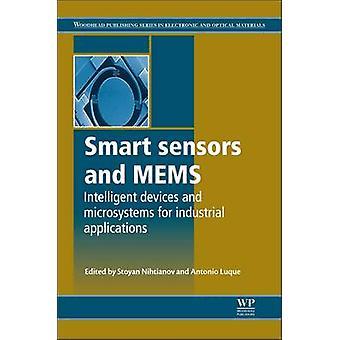 Smarta sensorer och Mems intelligenta enheter och mikrosystem för industriella tillämpningar av Nihtianov & Stoyan