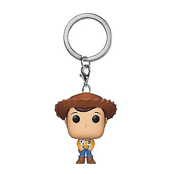 Funko POP Keychain - Toy Story Woody