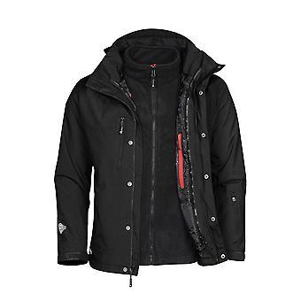 Stormtech Mens Beaufort Waterproof Breathable 3 In 1 Jacket
