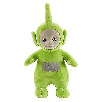 Teletubbies Talking Dipsy Soft Kids Toy - Green Press Tummy to hear him talk