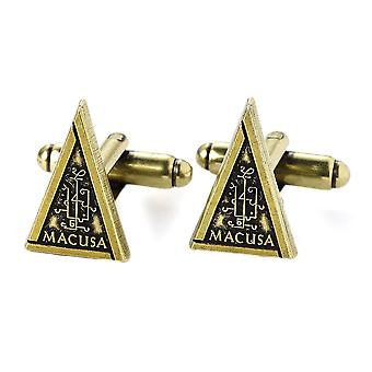 Fantastic Beasts and Where to Find Them MACUSA Cufflinks