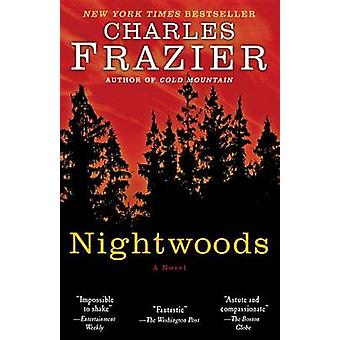 Nightwoods by Charles Frazier - 9780812978803 Book