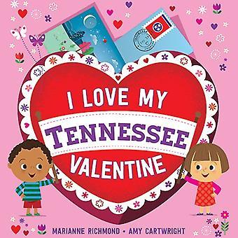 I Love My Tennessee Valentine by Marianne Richmond - 9781492659921 Bo
