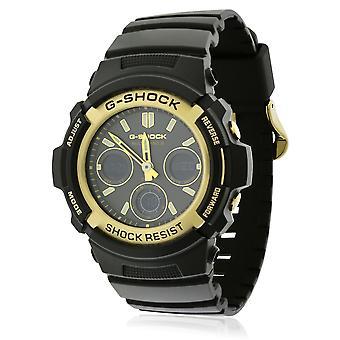 Casio G-Shock Atomic  Solar Mens Watch AWG-M100SBG-1ACR