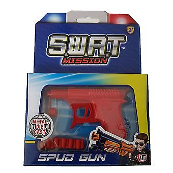 S.w.a.t Mission Spud Gun Red
