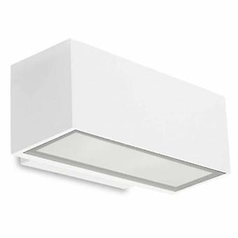 LED lumière extérieure petit mur rondelle lumière blanc Ip65