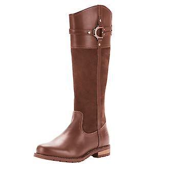 Ariat Loxley H2o Womens Leather Boots - Chocolat