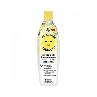 Synergy Tan No Clouds Allowed A Deep Dark Tanning Cream Tanning Lotion - 369ml