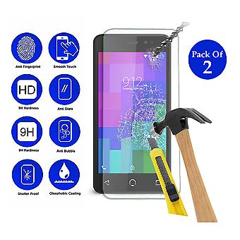 Pack of 2 Tempered Glass Screen Protection For NUU A3L 5