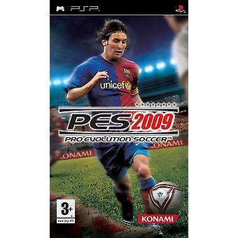 Pro Evolution Soccer 2009 (PSP) - Usine scellée