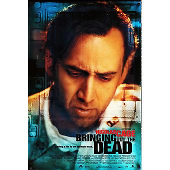 Bringing Out The Dead (Double Sided Regular) Original Cinema Poster