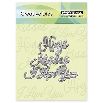 Penny Black Creative Dies Love Expressions 51025