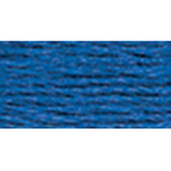 Dmc Pearl Cotton Skeins Size 3  16.4 Yards Royal Blue 115 3 797