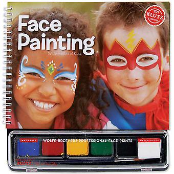 Face Painting Book Kit K443061
