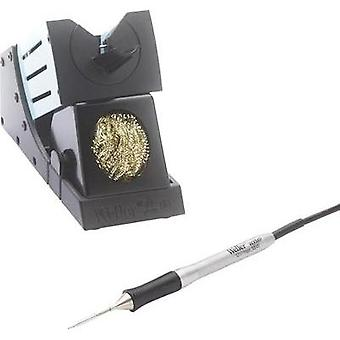 Soldering iron kit 12 V 40 W Weller WXMP Chisel-shaped +100 up to +450 °C + tray, + soldering tip