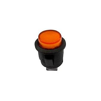 Pushbutton switch 250 Vac 1.5 A 1 x Off/On SCI R13