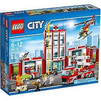 Lego 60110 Fire Station (Toys , Constructions , Buildings)