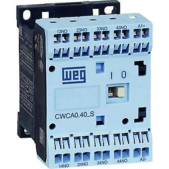 1 pc(s) CWCA0-04-00C03S WEG 4 breakers 24 Vdc