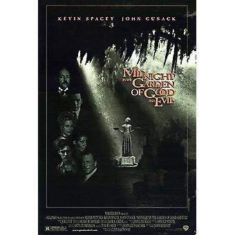 Midnat i haven om godt og ondt film plakat (11 x 17)