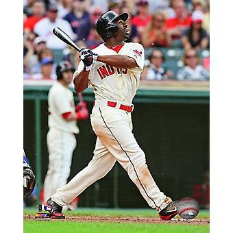 Michael Bourn 2013 Action Photo Print