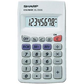 Calculators EL-233 S Sharp EL-233 S