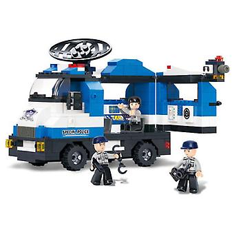 Sluban Special Mobile Police Command (Toys , Constructions , Vehicles)