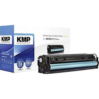 KMP Toner cartridge replaced HP 131A, CF211A Compatible Cyan