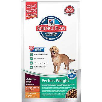 Hill's Science Plan Canine Perfect Weight Large Breed Adult 2kg