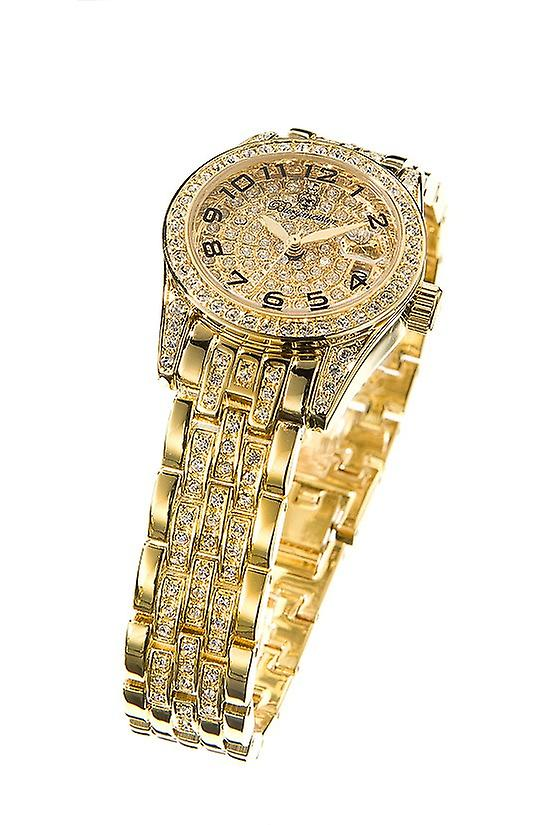 Burgmeister ladies quartz watch Diamond Star BM120-299