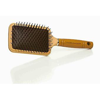 Mixed Chicks Paddle Brush