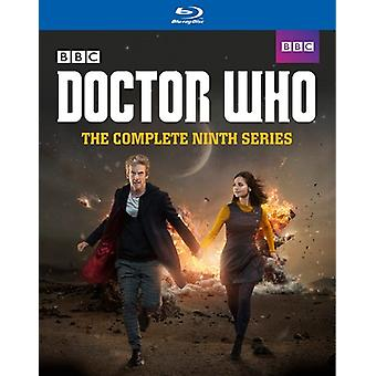 Doctor Who : The Complete Series neuvième [Blu-ray] USA import