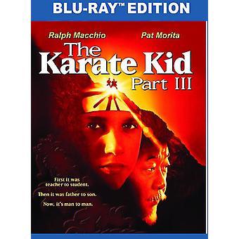 Karate Kid Part III [Blu-ray] USA import