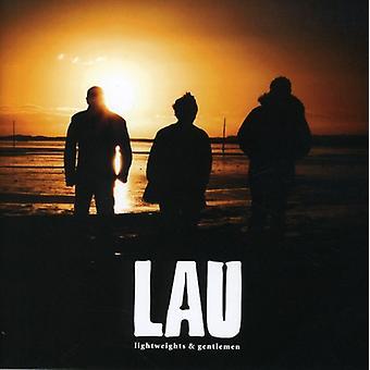 Lau - importación de USA de pesos ligeros y caballeros [CD]