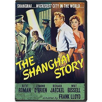 Shanghai Geschichte [DVD] USA import