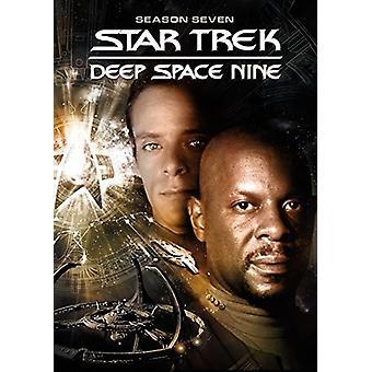 Star Trek - Deep Space Nine: Sæson 7 [DVD] USA import