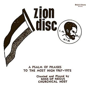 Sønner af Negus - Palm af roser til den højeste 1967-1972 [Vinyl] USA importerer