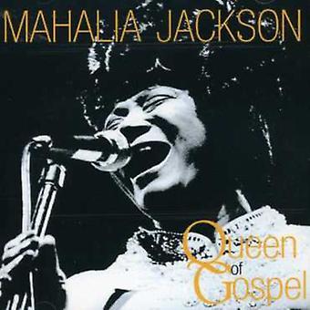 Mahalia Jackson - dronningen af evangeliet [CD] USA import