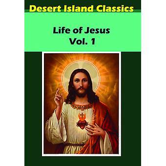 Leven van Jezus 1 [DVD] USA import