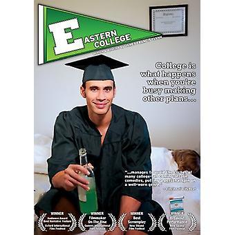 Østlige College [DVD] USA importerer