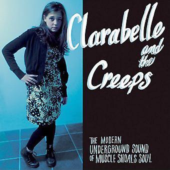 Clara Belle og kryber - moderne Underground lyd af Muscle Shoals sjæl [Vinyl] USA importerer