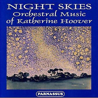 Nattehimmel: Orkestrale musik af kat - nattehimmel: orkester musik af Katherine Hoover [CD] USA import