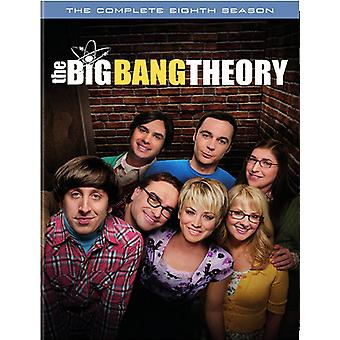 Big Bang Theory: Het Complete achtste seizoen [DVD] USA import