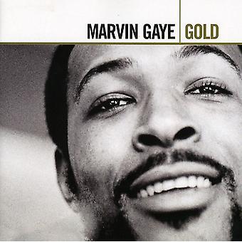 Marvin Gaye - guld [CD] USA import