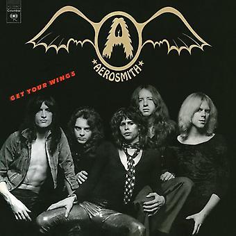 Aerosmith - Get Your Wings [Vinyl] USA import