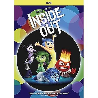 Inside Out [DVD] USA import