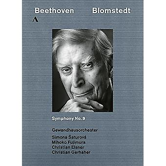 Beethoven: Symphony 9 [DVD] USA import